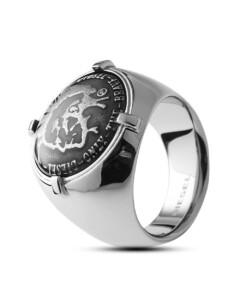 Ring aus Edelstahl-66