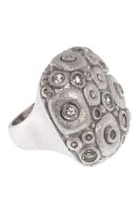 Ring Bergkristall Sterling Silber