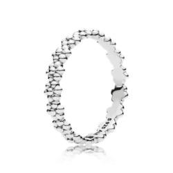 Ring Blüten 925er Silber