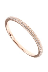 Ring Diamanten Roségold
