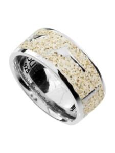 Ring – Fischland-Darß-Zingst – Silber 925/000 – , OSTSEE-SCHMUCK silber