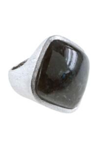 Ring Labradorit Sterling Silber