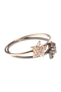 Ring Set Diamanten Star