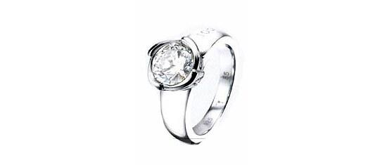 Ring Virginia von Joop! Silber-Schmuck JJ1012