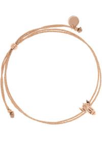 ROCKET Armband Rosé vergoldet