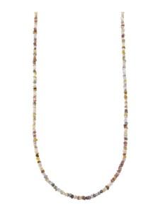 Rohdiamant-Kette Diemer Atelier Multicolor
