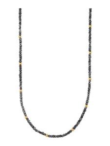 Rohdiamant-Kette Diemer Diamant Schwarz