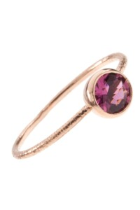 Roségold Ring Pink Turmalin