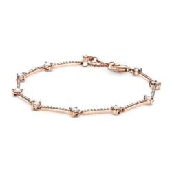 ROSE Armband für Damen mit Zirkonia