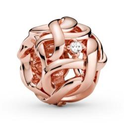 ROSE Charm Infinity mit Zirkonia
