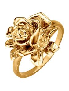 Rosen-Ring Diemer Gold Gelbgoldfarben