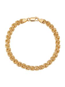 Rosenarmband Diemer Gold Gelbgoldfarben