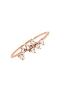 ROYAL Ring rosé vergoldet