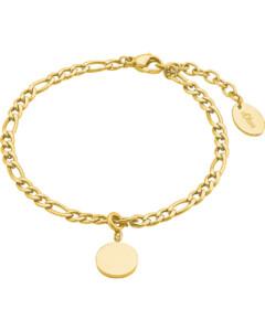S.Oliver Damen-Armband Edelstahl