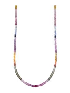 Saphirkette Diemer Farbstein Multicolor