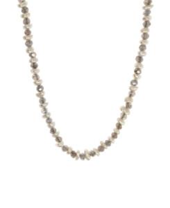 SAUTOIR Halskette Perle