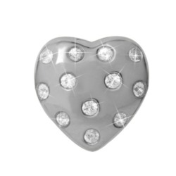 Silber Element Heart of Love
