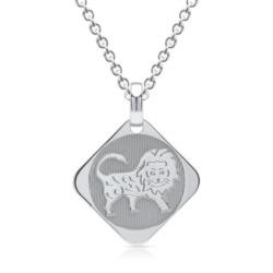 Silberkette Sternzeichen Löwe