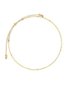 SNAKE CHAIN|Armband Gold