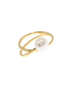 SOLE PEARL|Ring 10K Gold