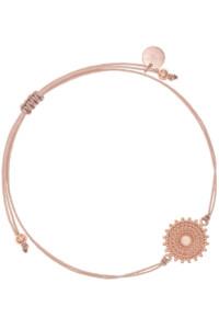 SOLEIL Armband rosé vergoldet