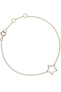 STAR Armband Roségold