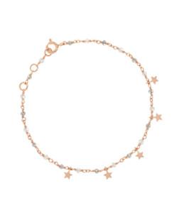 STAR CHARM|Armband Rosé