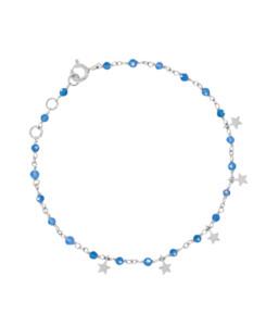 STAR CHARM|Armband Silber