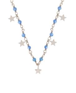 STAR CHARM|Halskette Silber