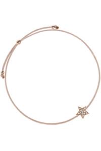 STAR Diamant Armband Roségold