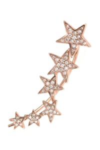 STAR Diamant Ohrmanschette Roségold