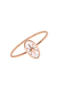 STAR Rosé vergoldet