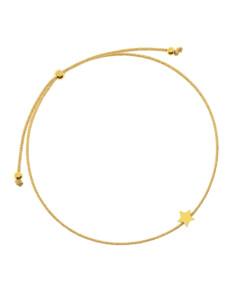 STAR|Armband Gold