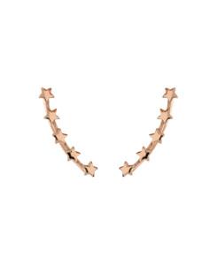 STAR|Ear Climber Rosé