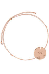 STEINBOCK Armband Rosé vergoldet
