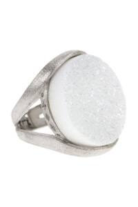 Sterling Silber Cocktail Ring