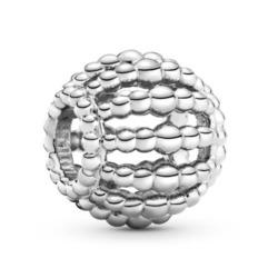 Sterlingsilber Charm Dots für Damen