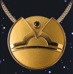 Sternzeichen-Collier 'Waage' (24.09.-23.10.) mit Glücksstein Rauchquarz, Schmuck