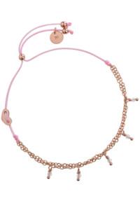 Textil Armband ROSA