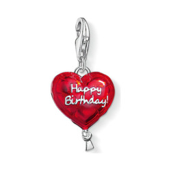 Thomas Sabo CharmLuftballon Happy Birthday 1286-007-10