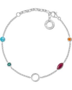 Thomas Sabo im SALE Armband aus 925 Silber Damen, X0274-965-7-L19v, EAN: 4051245433661