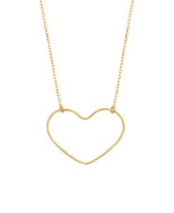 TI AMO|Halskette Gold