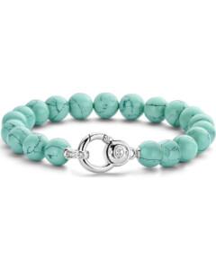 Ti Sento – Milano Armband aus 925 Silber Damen, 2866TQ, EAN: 8717828177587
