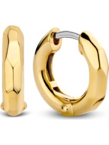 Ti Sento – Milano Damen-Creolen 925er Silber Ti Sento Milano gold
