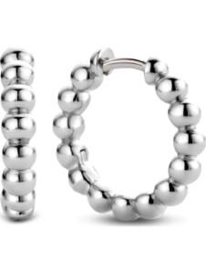 Ti Sento – Milano Damen-Creolen 925er Silber Ti Sento Milano silber
