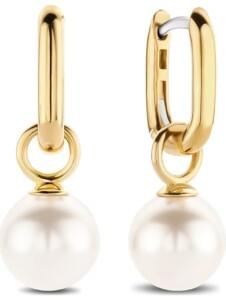 Ti Sento – Milano Damen-Ohrhänger 925er Silber Ti Sento Milano weiß