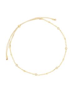 TOPAZ BEADS|Armband Gold