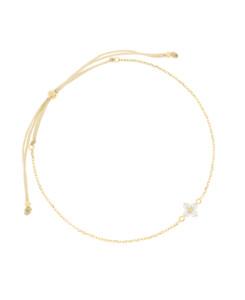 TOPAZ POPPY|Armband Gold