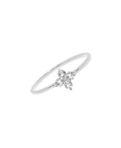 TOPAZ POPPY|Ring Silber
