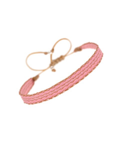 TRIBUTE Armband Rosa